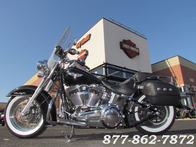 2011 Harley-Davidson FLSTN SOFTAIL DELUXE DELUXE FLSTN McHenry, Illinois 1