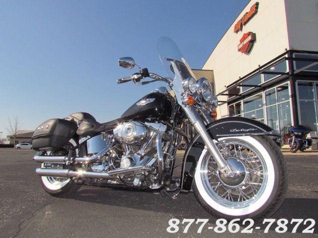 2011 Harley-Davidson FLSTN SOFTAIL DELUXE DELUXE FLSTN McHenry, Illinois 2