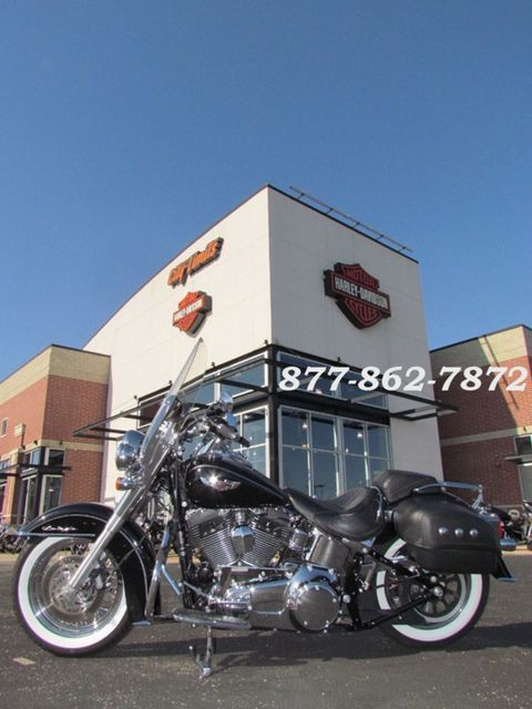 2011 Harley-Davidson FLSTN SOFTAIL DELUXE DELUXE FLSTN McHenry, Illinois 31