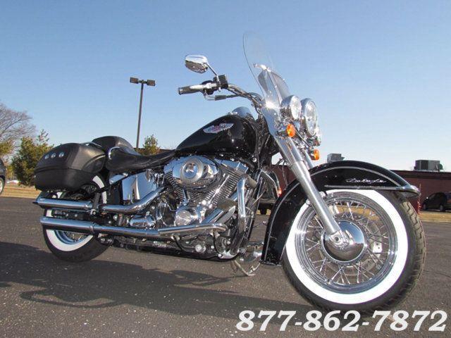 2011 Harley-Davidson FLSTN SOFTAIL DELUXE DELUXE FLSTN McHenry, Illinois 33