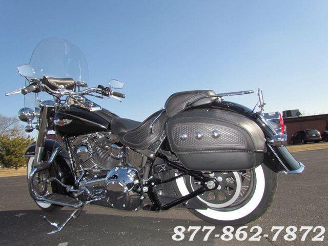 2011 Harley-Davidson FLSTN SOFTAIL DELUXE DELUXE FLSTN McHenry, Illinois 36