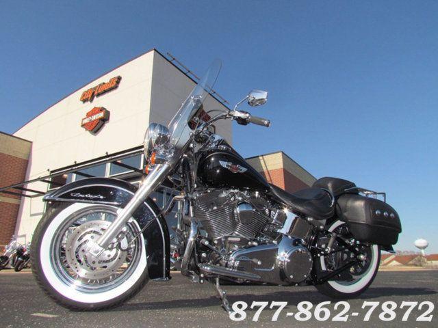 2011 Harley-Davidson FLSTN SOFTAIL DELUXE DELUXE FLSTN McHenry, Illinois 4