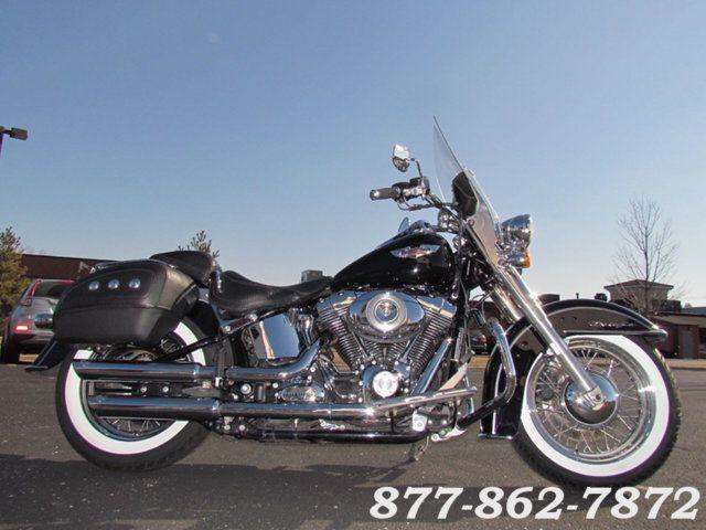 2011 Harley-Davidson FLSTN SOFTAIL DELUXE DELUXE FLSTN McHenry, Illinois 40