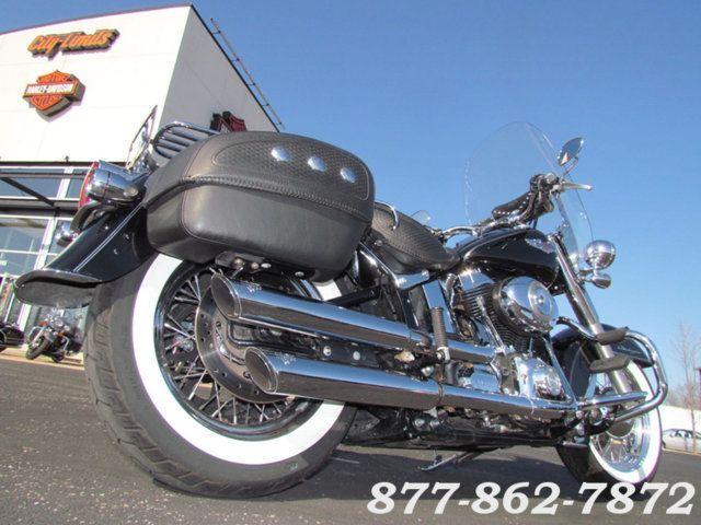 2011 Harley-Davidson FLSTN SOFTAIL DELUXE DELUXE FLSTN McHenry, Illinois 7