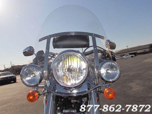 2011 Harley-Davidson FLSTN SOFTAIL DELUXE DELUXE FLSTN McHenry, Illinois 8