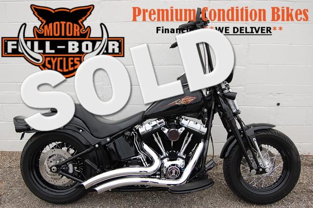 2011 Harley Davidson FLSTSB CROSS BONES FLSTSB CROSS BONES in Hurst TX