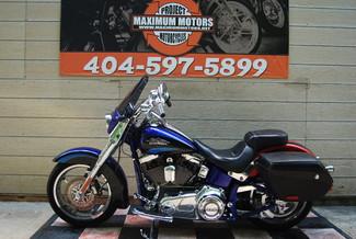 2011 Harley-Davidson Softail® CVO™ Softail® Convertible Jackson, Georgia 10