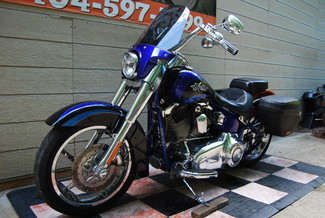 2011 Harley-Davidson Softail® CVO™ Softail® Convertible Jackson, Georgia 11