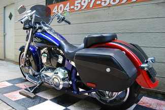2011 Harley-Davidson Softail® CVO™ Softail® Convertible Jackson, Georgia 12