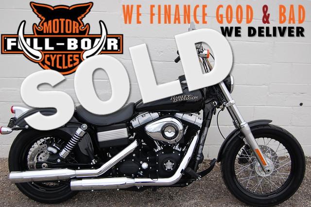 2011 Harley Davidson FXDB  DYNA STREET BOB STREET BOB - FXDB in Hurst TX
