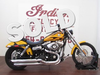 2011 Harley-Davidson FXDWG DYNA WIDE GLIDE Harker Heights, Texas