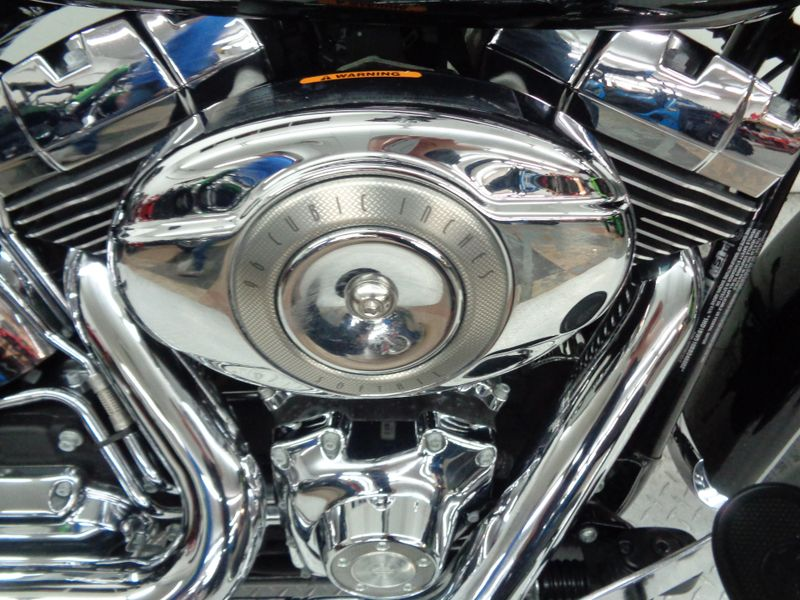 2011 Harley Davidson Heritage Softail Classic   Oklahoma  Action PowerSports  in Tulsa, Oklahoma