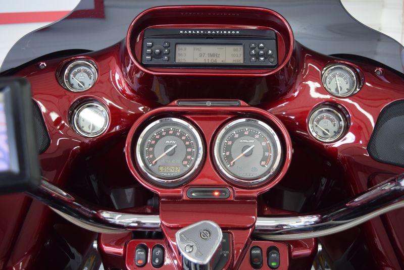 2011 Harley-Davidson Road Glide CVO Ultra   city TX  Hopper Cycle Center  in , TX