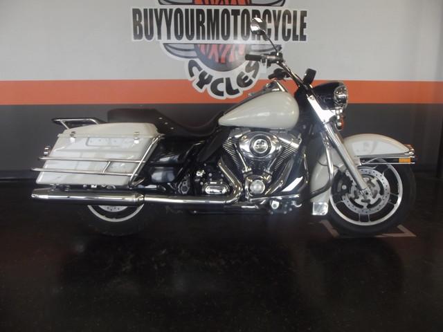2011 Harley-Davidson Road King Police  FLHP Arlington, Texas 0