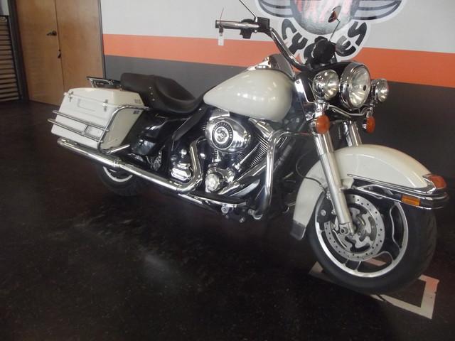 2011 Harley-Davidson Road King Police  FLHP Arlington, Texas 1