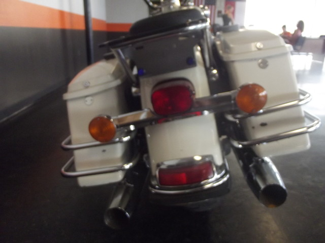 2011 Harley-Davidson Road King Police  FLHP Arlington, Texas 14