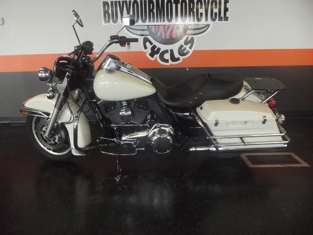2011 Harley-Davidson Road King Police  FLHP Arlington, Texas 15
