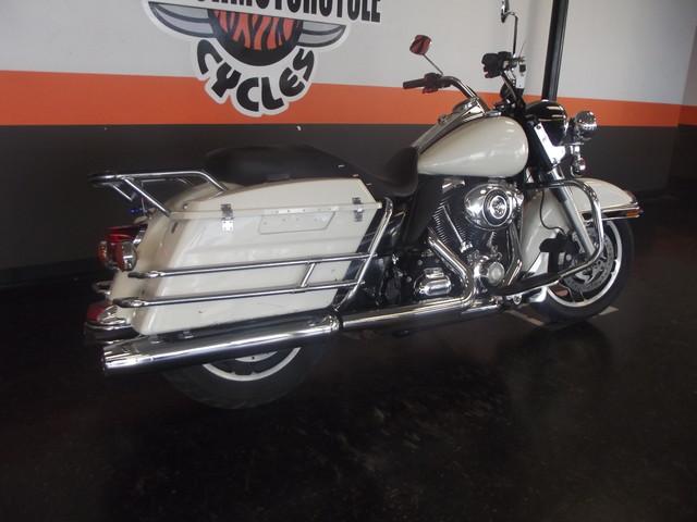 2011 Harley-Davidson Road King Police  FLHP Arlington, Texas 2