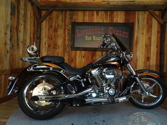 2011 Harley-Davidson Softail® CVO™ Softail® Convertible Anaheim, California 11
