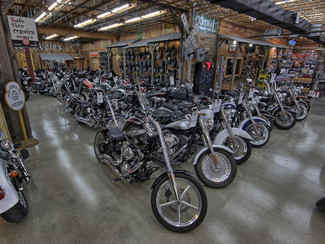 2011 Harley-Davidson Softail® CVO™ Softail® Convertible Anaheim, California 44