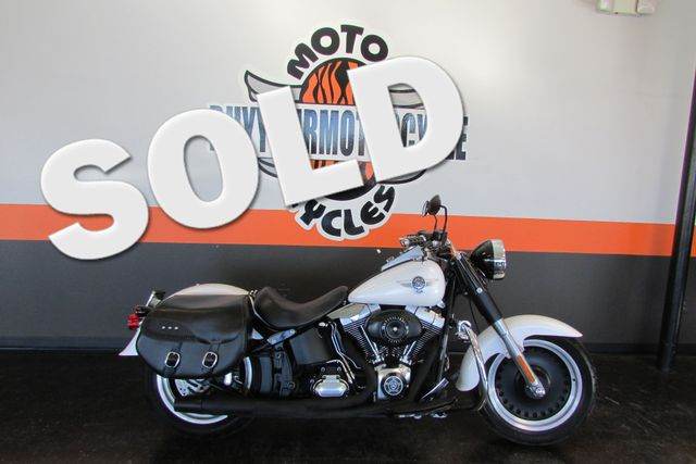 2011 Harley-Davidson Softail® Fat Boy® Lo Arlington, Texas 0