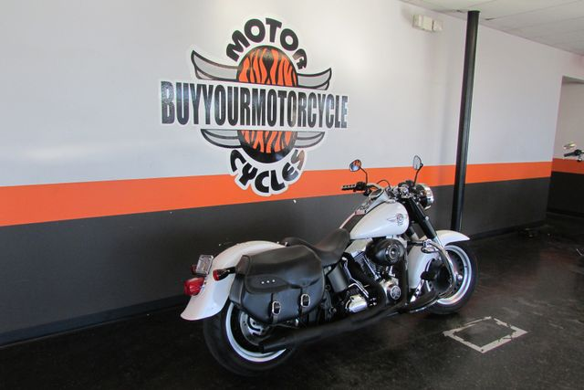 2011 Harley-Davidson Softail® Fat Boy® Lo Arlington, Texas 1