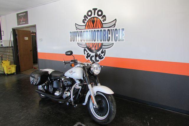 2011 Harley-Davidson Softail® Fat Boy® Lo Arlington, Texas 2