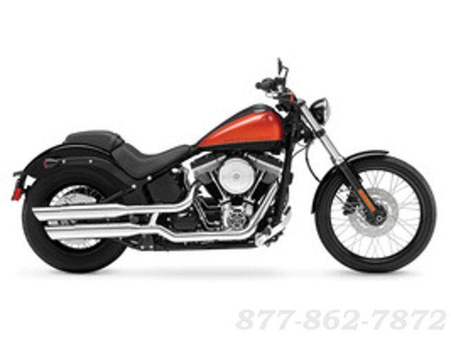 2011 Harley-Davidson SOFTAIL BLACKLINE FXS BLACKLINE FXS Chicago, Illinois 0