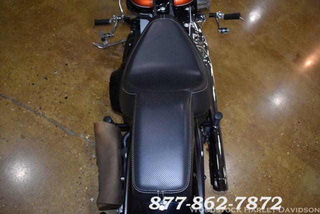 2011 Harley-Davidson SOFTAIL BLACKLINE FXS BLACKLINE FXS Chicago, Illinois 10