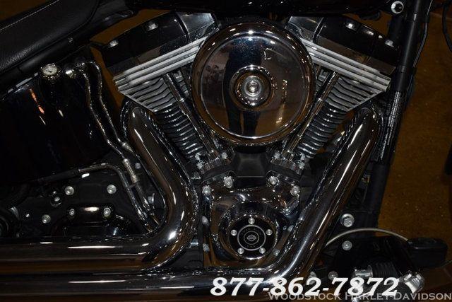 2011 Harley-Davidson SOFTAIL BLACKLINE FXS BLACKLINE FXS Chicago, Illinois 11