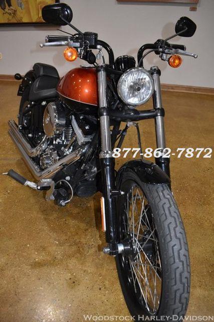 2011 Harley-Davidson SOFTAIL BLACKLINE FXS BLACKLINE FXS Chicago, Illinois 3