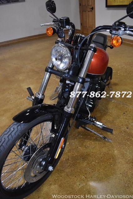 2011 Harley-Davidson SOFTAIL BLACKLINE FXS BLACKLINE FXS Chicago, Illinois 4