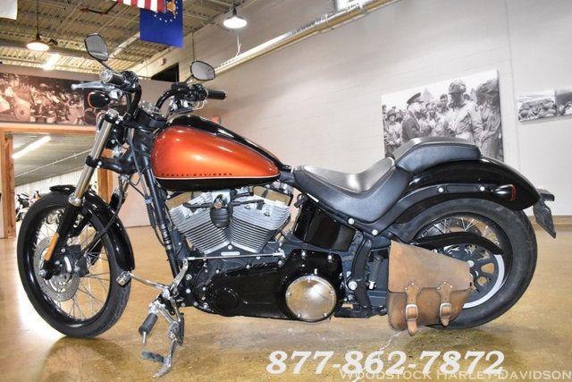 2011 Harley-Davidson SOFTAIL BLACKLINE FXS BLACKLINE FXS Chicago, Illinois 6