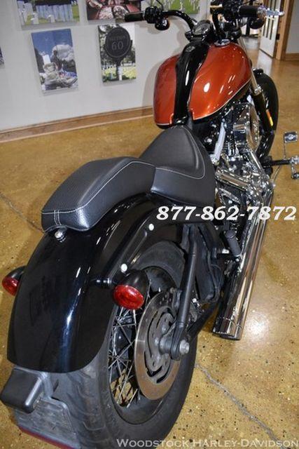 2011 Harley-Davidson SOFTAIL BLACKLINE FXS BLACKLINE FXS Chicago, Illinois 8