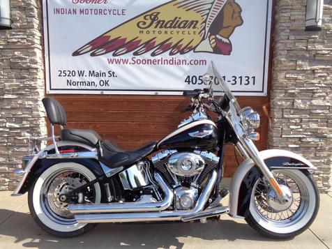 2011 Harley Davidson Softail Deluxe  in Tulsa, Oklahoma