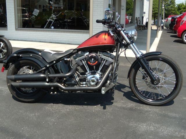 2011 Harley-Davidson Softail® Blackline™ Ephrata, PA 1