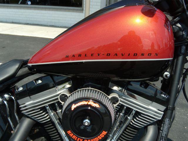 2011 Harley-Davidson Softail® Blackline™ Ephrata, PA 14