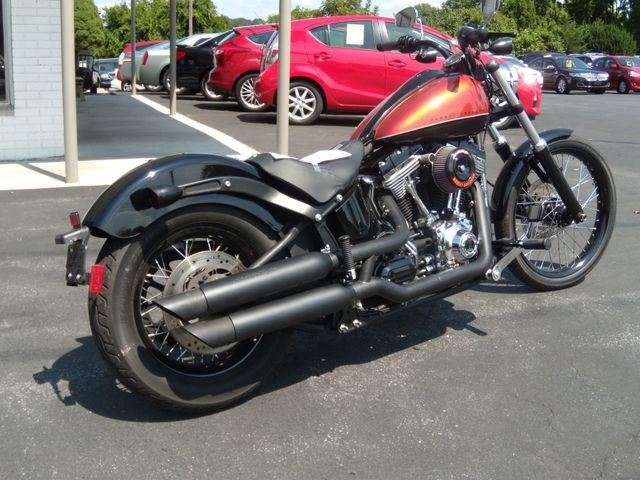 2011 Harley-Davidson Softail® Blackline™ Ephrata, PA 2