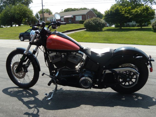 2011 Harley-Davidson Softail® Blackline™ Ephrata, PA 5