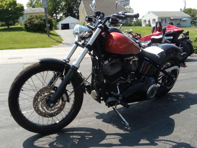 2011 Harley-Davidson Softail® Blackline™ Ephrata, PA 6