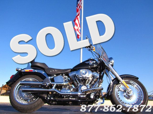 2011 Harley-Davidson SOFTAIL FAT BOY FLSTF FAT BOY FLSTF McHenry, Illinois 0