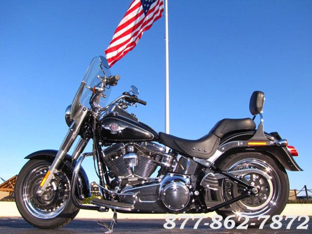 2011 Harley-Davidson SOFTAIL FAT BOY FLSTF FAT BOY FLSTF McHenry, Illinois 1