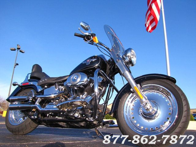 2011 Harley-Davidson SOFTAIL FAT BOY FLSTF FAT BOY FLSTF McHenry, Illinois 2
