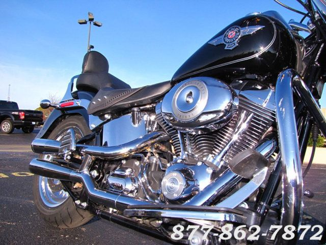 2011 Harley-Davidson SOFTAIL FAT BOY FLSTF FAT BOY FLSTF McHenry, Illinois 26