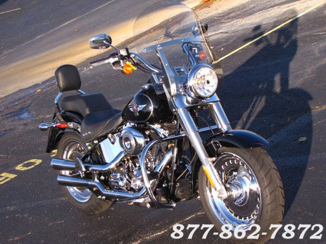 2011 Harley-Davidson SOFTAIL FAT BOY FLSTF FAT BOY FLSTF McHenry, Illinois 31