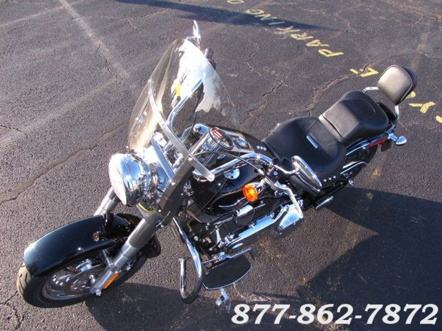 2011 Harley-Davidson SOFTAIL FAT BOY FLSTF FAT BOY FLSTF McHenry, Illinois 33