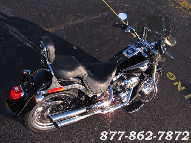2011 Harley-Davidson SOFTAIL FAT BOY FLSTF FAT BOY FLSTF McHenry, Illinois 36