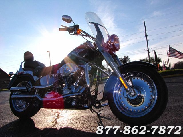 2011 Harley-Davidson SOFTAIL FAT BOY FLSTF FAT BOY FLSTF McHenry, Illinois 37