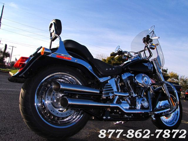 2011 Harley-Davidson SOFTAIL FAT BOY FLSTF FAT BOY FLSTF McHenry, Illinois 42