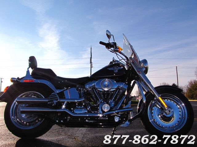 2011 Harley-Davidson SOFTAIL FAT BOY FLSTF FAT BOY FLSTF McHenry, Illinois 44